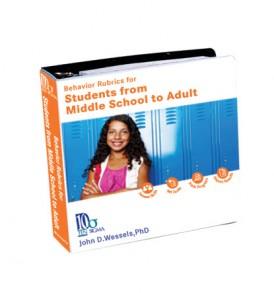 Behavior Middle School to Adult 1