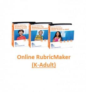 Behavior Online RubricMaker