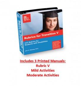 Rubric V plus Activities