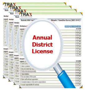 TRAX Annual District