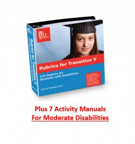 Transition Manual plus Moderate Activities