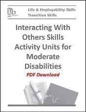 Moderate Interacting With Others Skills Cover PDF