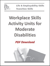 Moderate Workplace Skills Cover PDF
